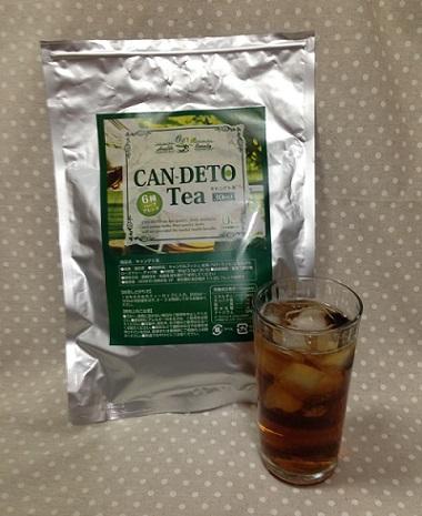 キャンデト茶